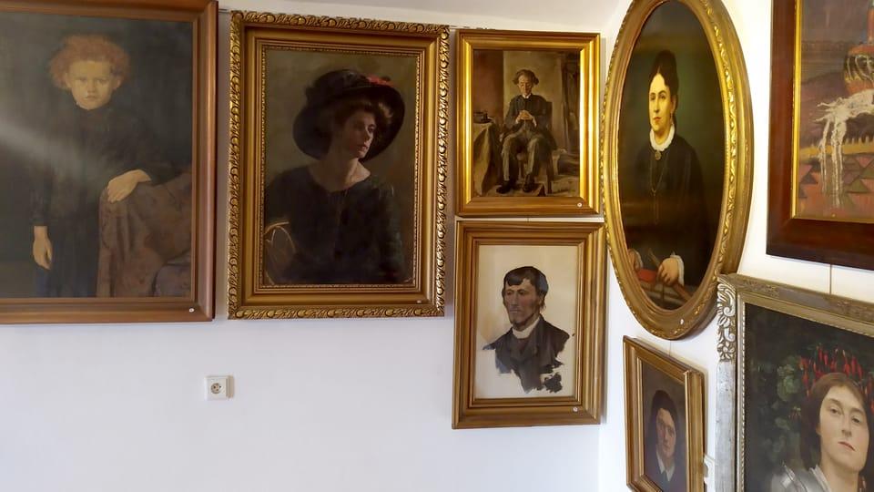 L'esposition Tváří v tvář,  photo: Magdalena Hrozínková