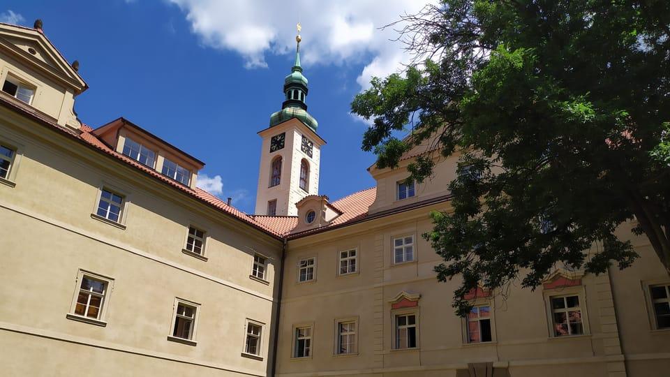 Klementinum,  photo: Magdalena Hrozínková
