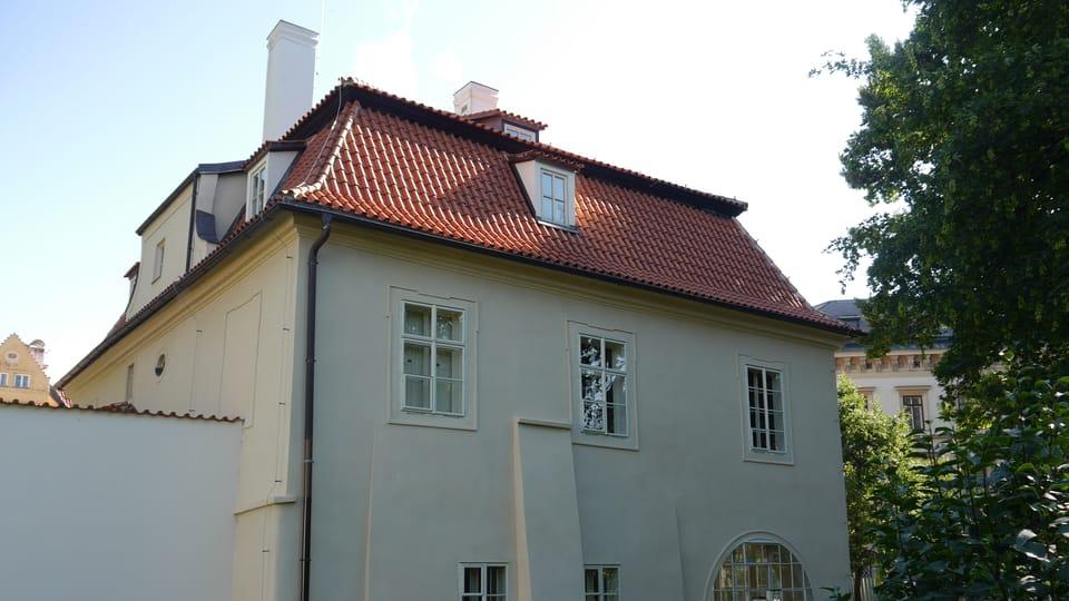 La vila Werich,  photo: Magdalena Hrozínková