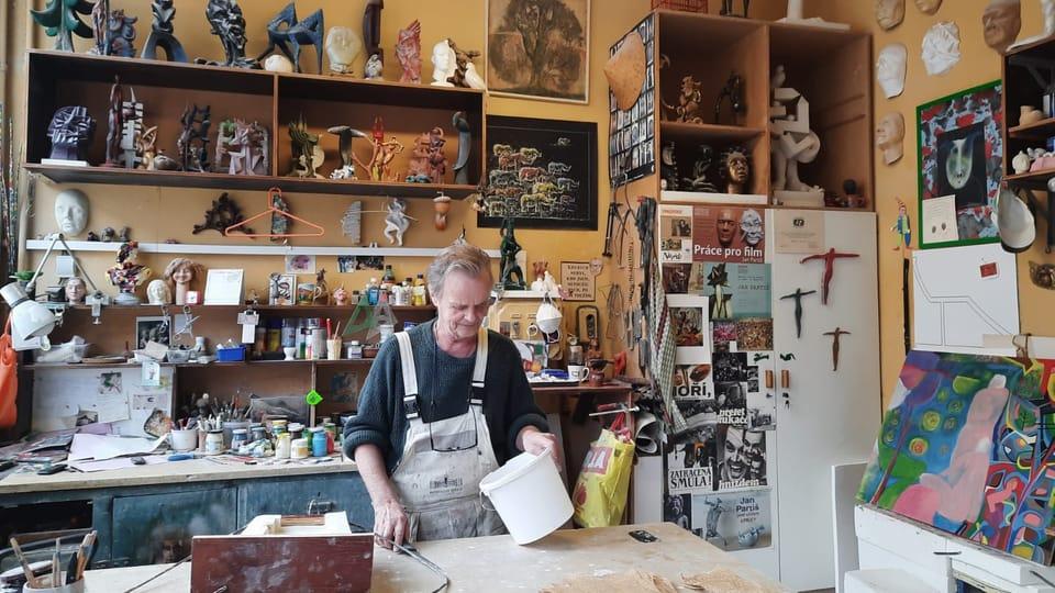 Jan   Photo: Thibault Maillet,  Radio Prague Int.