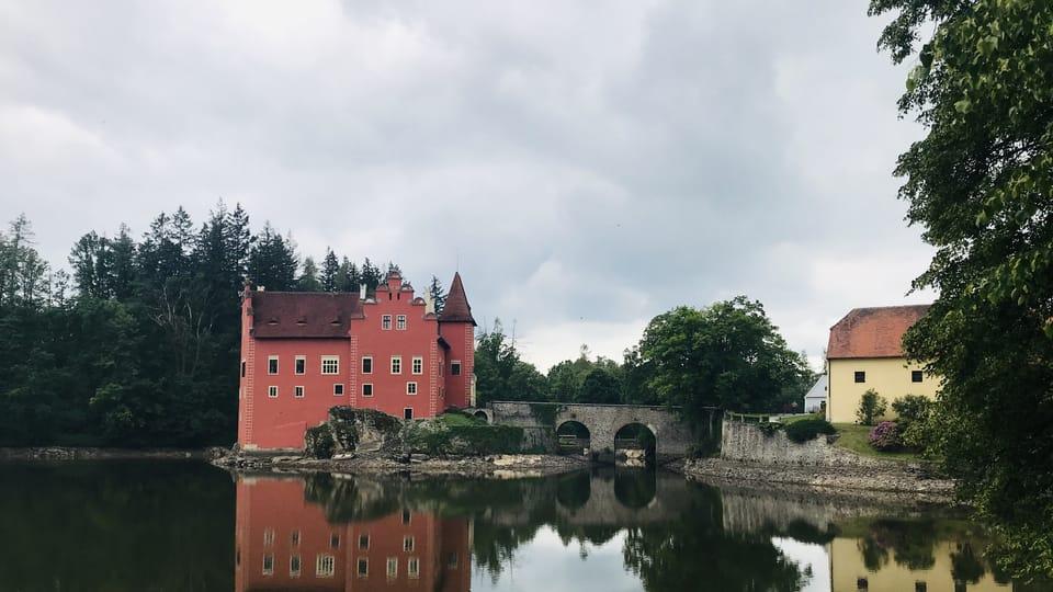 Le château de Červená Lhota,  photo: Tifenn Pille