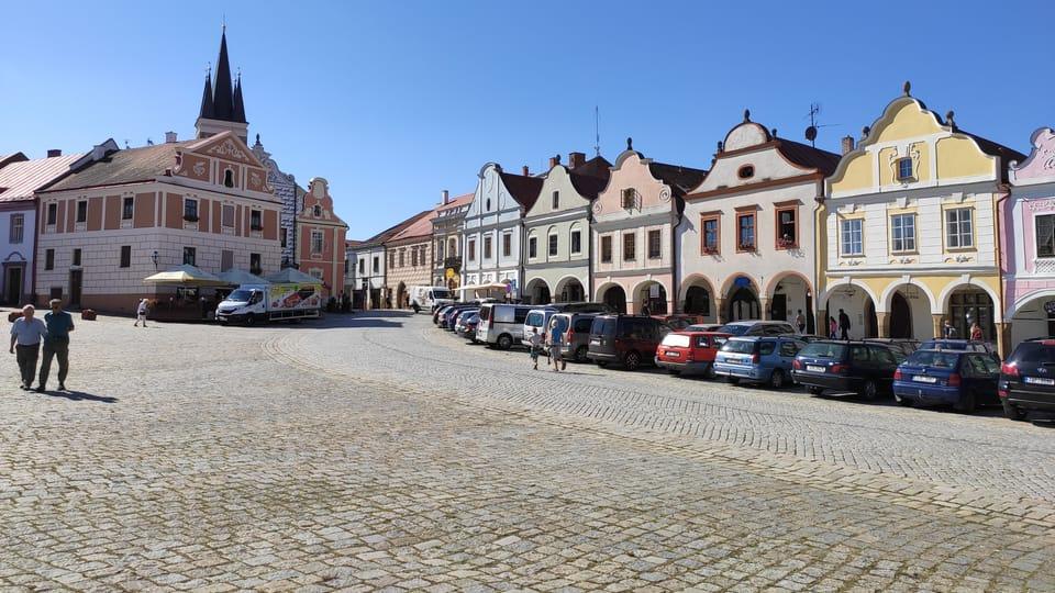 La place Zachariáš de Hradec,  photo: Klára Stejskalová