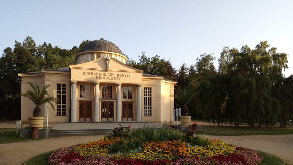 La ville thermale de Františkovy Lázně | Photo: Klára Stejskalová,  Radio Prague Int.