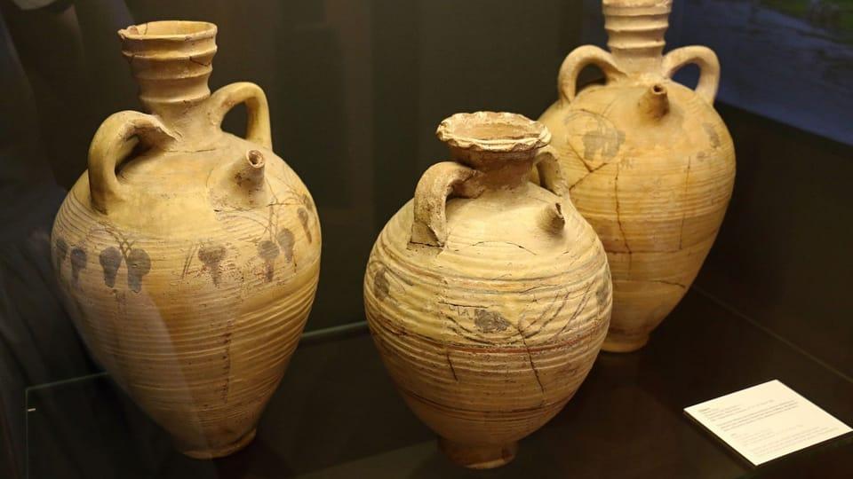 L'exposition 'Sur les bords du Nil',  photo: Musée national