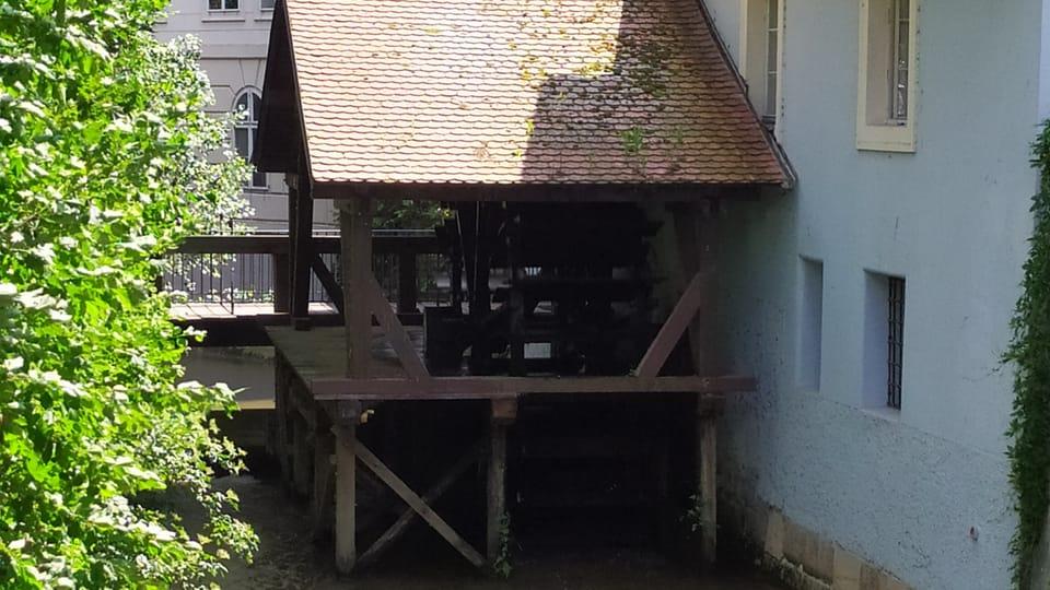 Le moulin du canal Čertovka,  photo: Magdalena Hrozínková