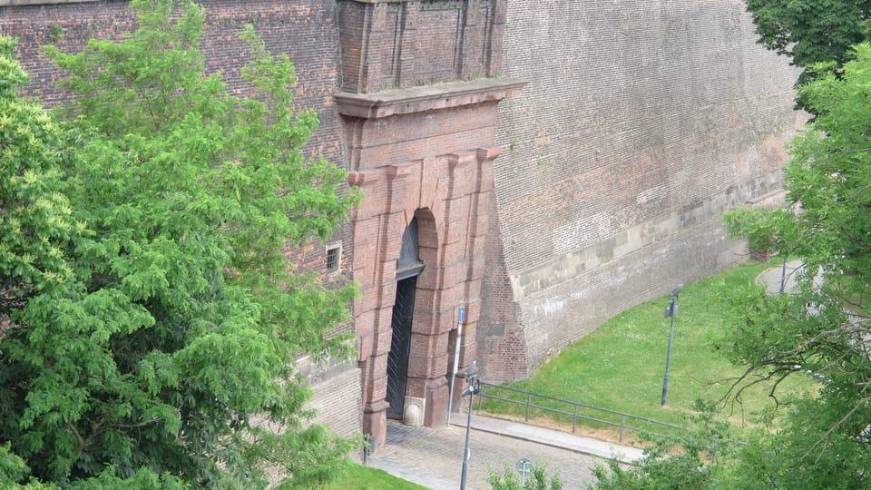 La porte Cihelná,  photo: Kristýna Maková