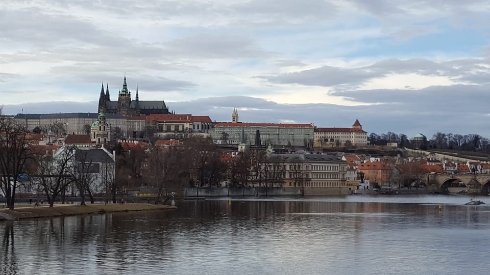 Château de Prague,  photo: Klára Stejskalová