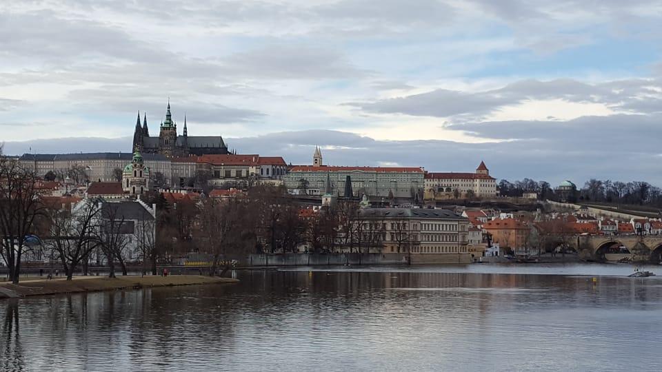 Château de Prague,  photo: Klára Stejskalová