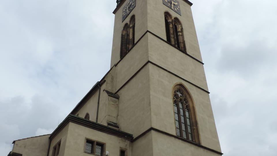 L'église Saint-Étienne,  photo: Juan Pablo Bertazza