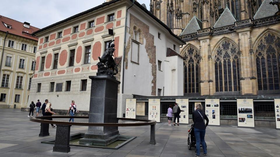 Château de Prague,  photo: Barbora Němcová