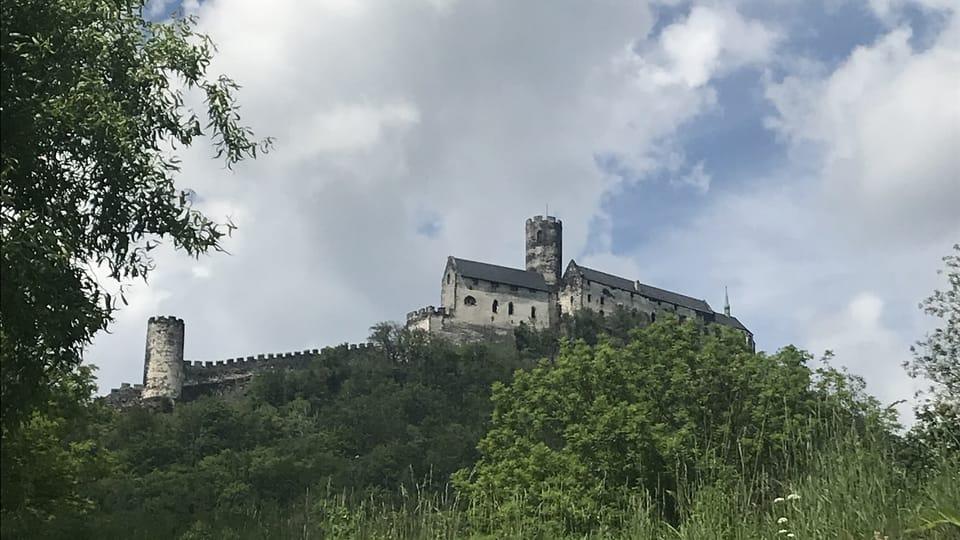 Le château fort de Bezděz,  photo: Tifenn Pille