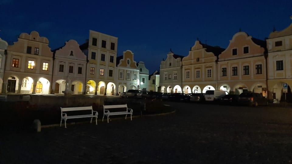 La place Zachariáš de Hradec,  photo: Lenka Žižková