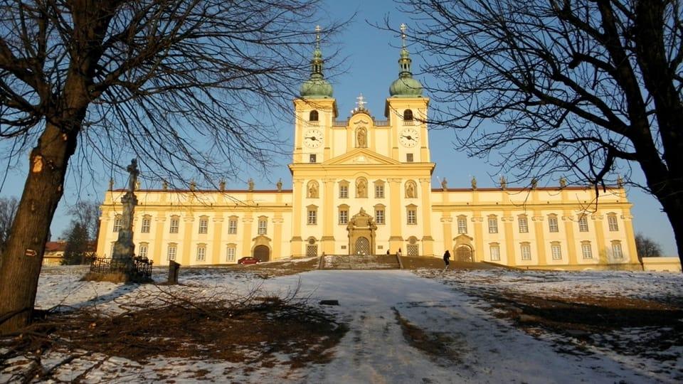 La basilique de la Visitation de la Vierge,  photo: Aleš Spurný,  ČRo