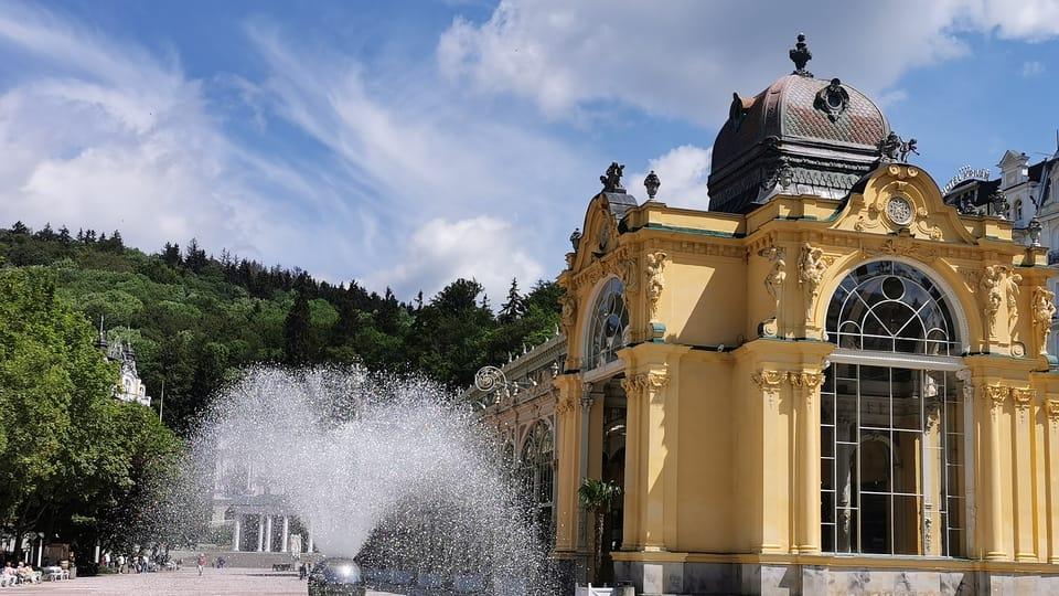 La fontaine chantante | Photo: Klára Stejskalová,  Radio Prague Int.
