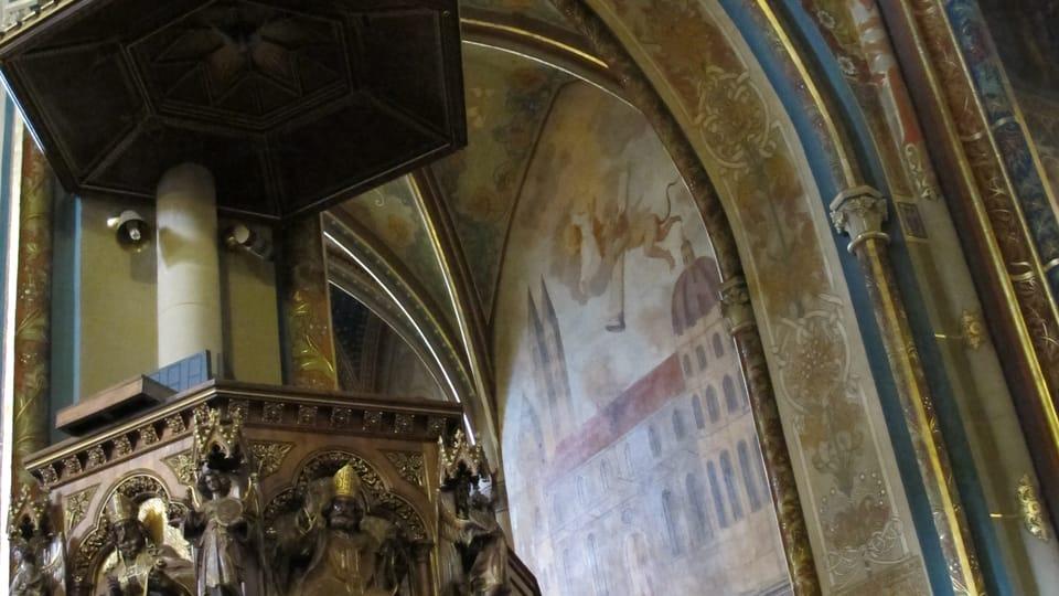 La basilique Saint-Pierre-et-Saint-Paul,  photo: Kristýna Maková