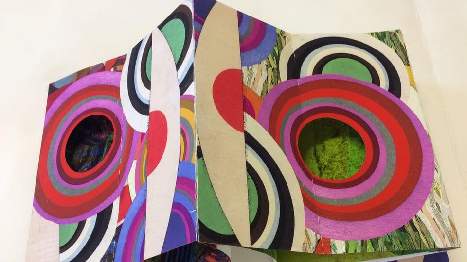 Jeanne Bischoff,  'Zahrada' | Photo: Archives de Jeanne Bischoff