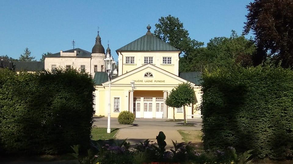 La ville thermale de Františkovy Lázně,  photo: Klára Stejskalová