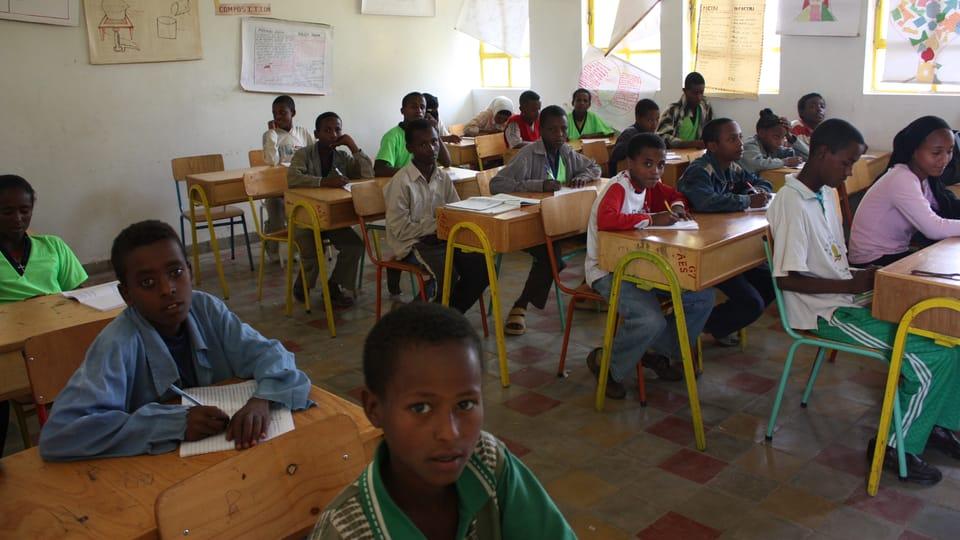 ...est focalisée sur l'utilisation de méthodes modernes d'éducation