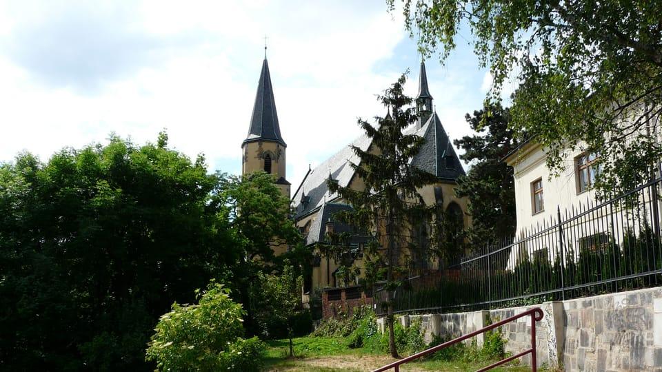L'église Saint-Apollinaire,  photo: Jekatěrina Staševská