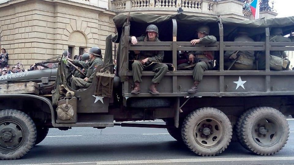 Le convoi de la liberté,  photo: Borja de Jorge