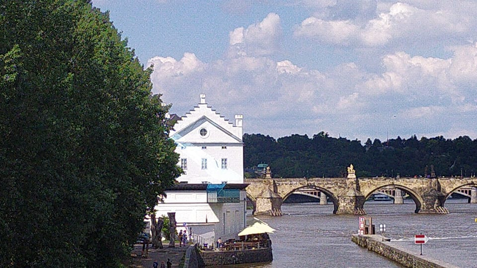 Musée Kampa,  photo: Magdalena Hrozínková