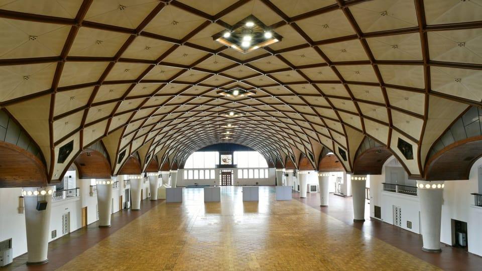 Le Palais de l'Industrie,  photo: Tomáš Vodňanský,  ČRo