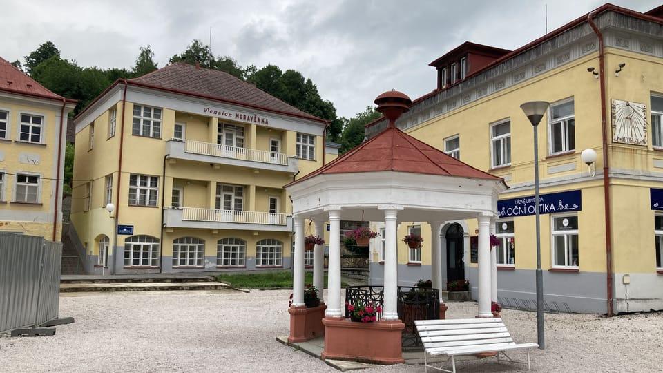 Lázně Libverda | Photo: Olga Vasinkevich,  Radio Prague Int.
