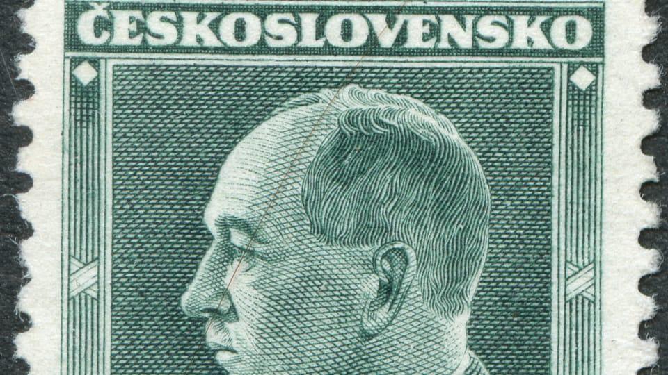 Edvard Beneš,  photo: Musée de la poste