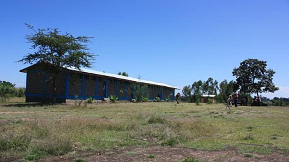 L'école primaire de Boriche