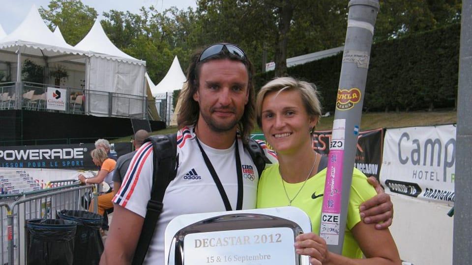 Barbora Špotáková,  photo: Hervé Brien