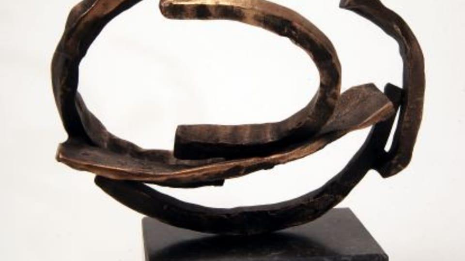 'Bronze IV',  2011,  photo: Site officiel d'Iva Mrázková