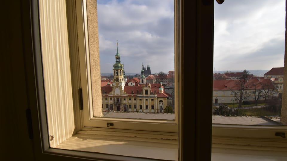 Le palais Černín,  photo: Ondřej Tomšů
