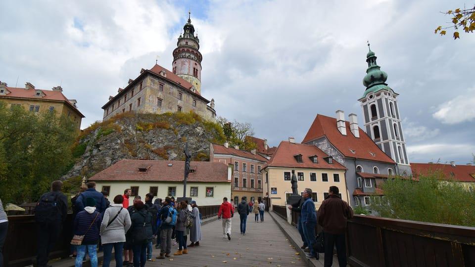 Český Krumlov,  photo: Ondřej Tomšů