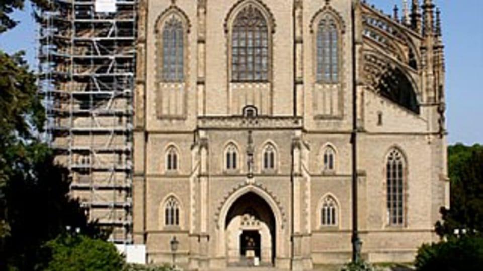 La cathédrale Sainte-Barbe