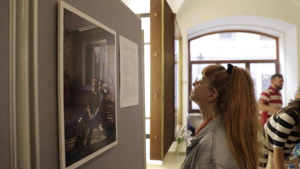 Couples from the world,  exposition au Carolinum de Prague,  photo: Anna Fišerová
