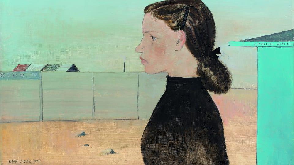 'La fille d'une grande ville',  1946,  photo: Retro Gallery