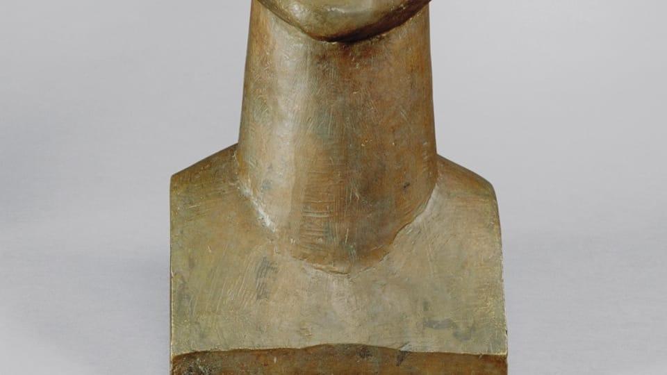 Raymond Duchamp-Villon,  'Maggy',  1912,  photo: Centre Pompidou - Musée national d'art moderne,  Paris