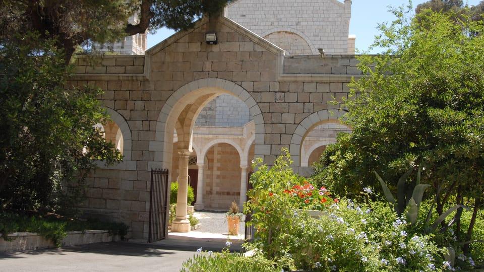 L'Ecole biblique de Jérusalem au présant,  photo: Břetislav Tureček