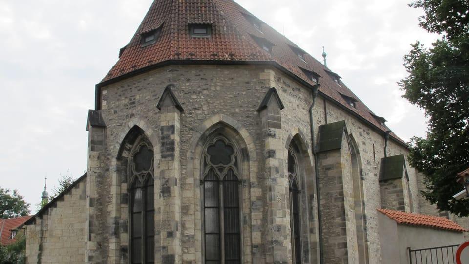 Le couvent Sainte-Agnès,  photo: Kristýna Maková
