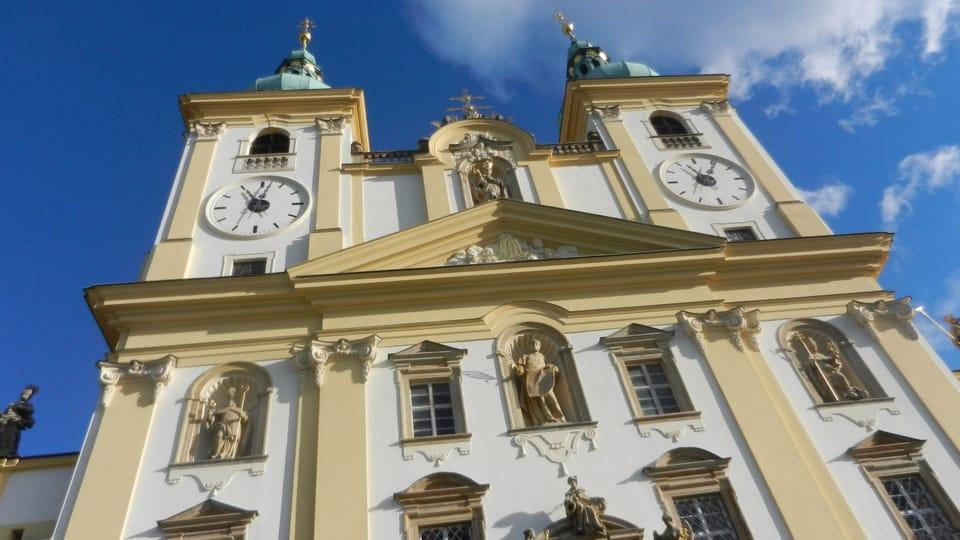 La basilique de la Visitation de la Vierge,  photo: Alena Vykydalová,  ČRo