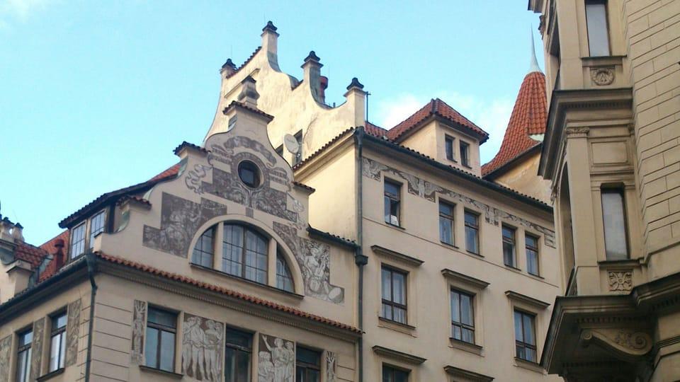 La résidence universitaire Hlávek,  photo: limojoe,  CC BY-SA 3.0