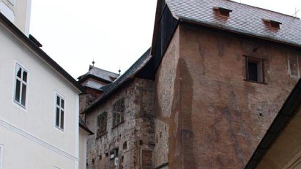 Le château-fort,  photo: Barbora Kmentová