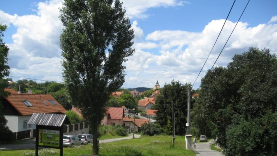 Le village de Hrusice,  photo: Denisa Tomanová