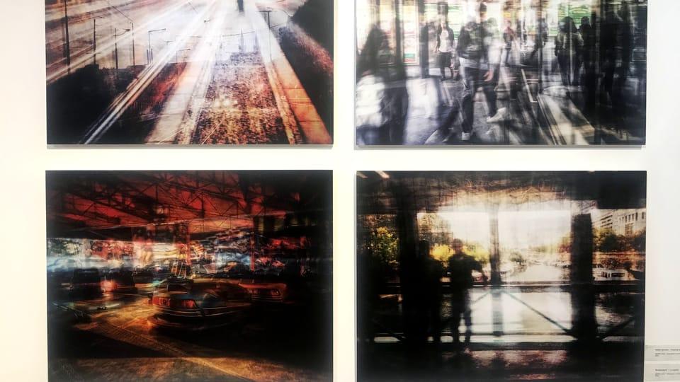 Petra Šimková,  'Impressions numériques',  2019,  photo de Camille Montagnon