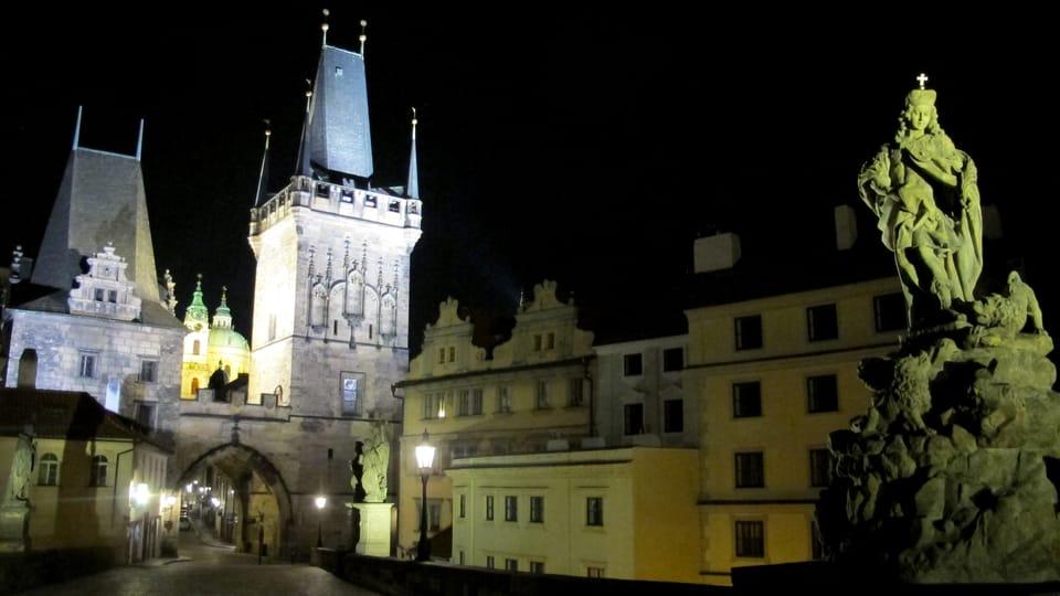 Pont Charles,  photo: Kristýna Maková/Praha křížem krážem