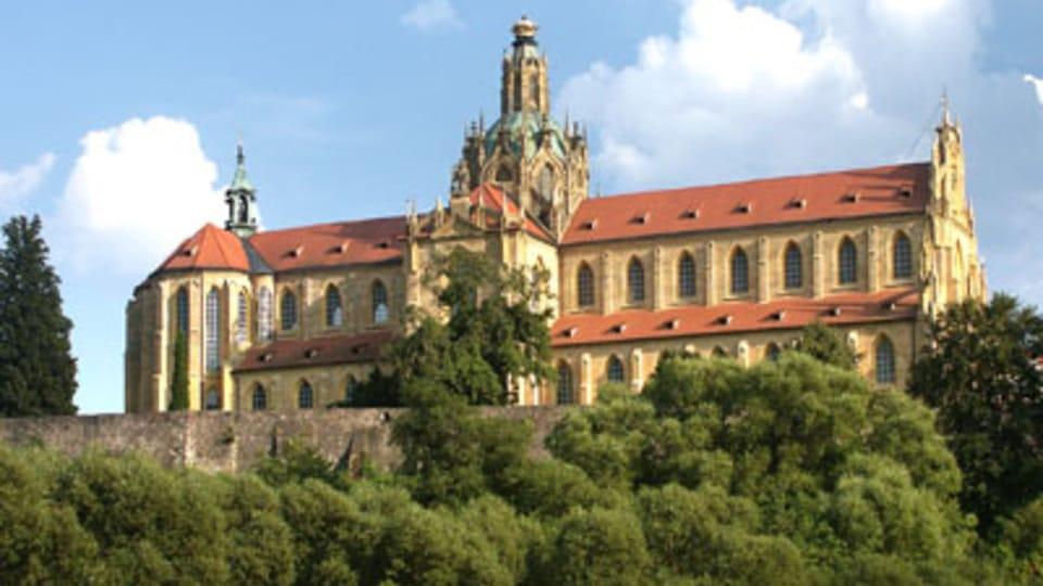 L'abbaye de Kladruby,  photo: CzechTourism