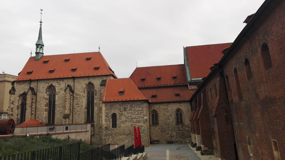 Le couvent Sainte-Agnès,  photo: Dominika Bernáthová