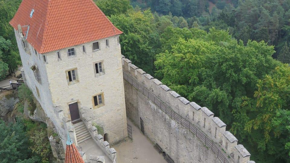 Le château fort de Kokořín | Photo: Vojtěch Ruschka