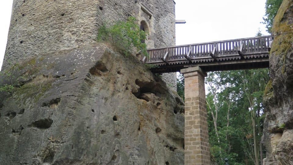Le château fort de Kokořín,  photo: Vojtěch Ruschka