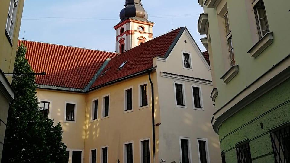 L'église Saint-Barthélemy à Prague - Staré Město,  photo: Štěpánka Budková